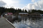 Shear water is an interesting place. Well maintained it has an active community around the Marine industry and Lodge as well as various individual homesteads and Bella Bella which is the largest First nations Community on the Coast.