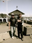 Peter we met 2 years before in Prince Rupert.