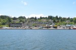 Cowichan Bay. Friendly and laid back